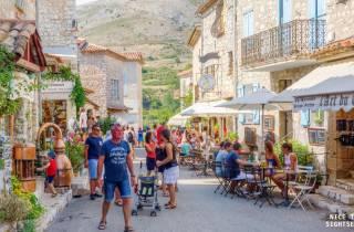 Ab Nizza: Dörfer und Landschaften der Côte d'Azur