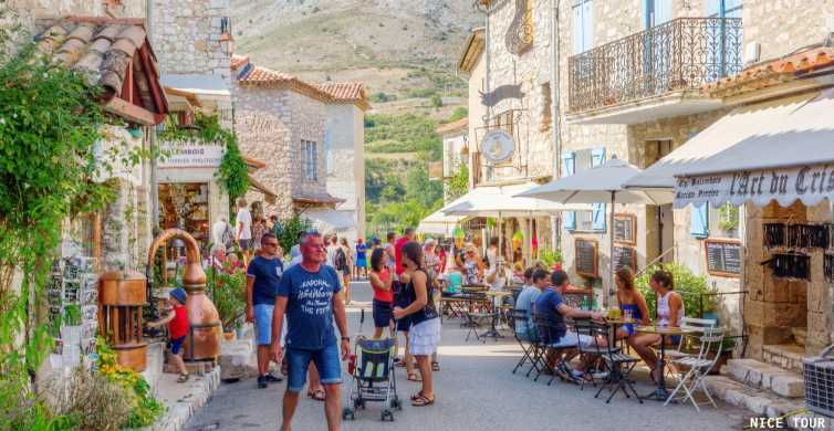 French Riviera Villages and Countryside Day Trip from Nice