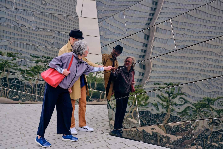 Düsseldorf: Architektur-Führung