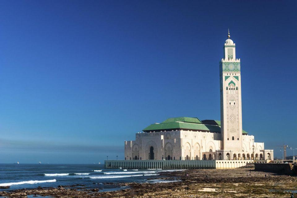 Zwiedzanie Casablanki z przewodnikiem