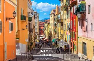 Ganztagesausflug nach Monaco, Eze & Nizza für Kreuzfahrtgäste