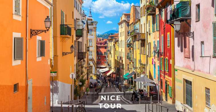 Monaco, Eze & Nice Full Day Trip for Cruise Passengers