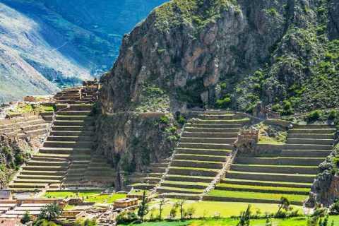 Cusco: visite de la vallée sacrée de Pisac, Ollantaytambo et Chinchero