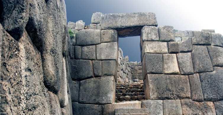 Cusco: Archaeological Park Morning Tour