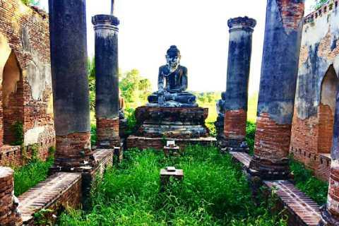 Mandalay: Sagaing, Innwa, and Amarapura Sightseeing Tour