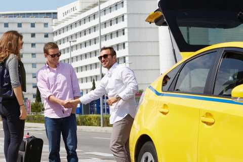 Munich: Private Airport Transfer to or from the City Center