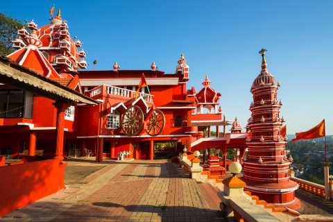 From Panaji: North Goa Guided Sightseeing Tour