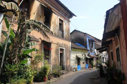 Highlights of Portuguese Influenced Goa: 2-Hour Guided Walk