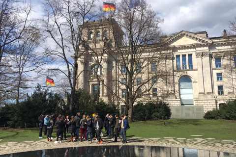 Berlin: Hitler's Berlin The Rise & Fall Guided Walking Tour