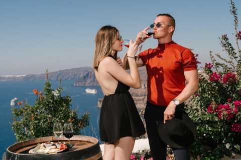 Santorini: Guided Winery Tour