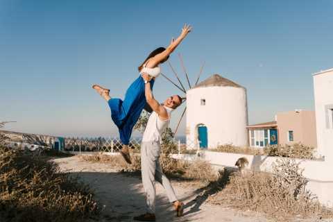 Full Day Santorini Private Tour