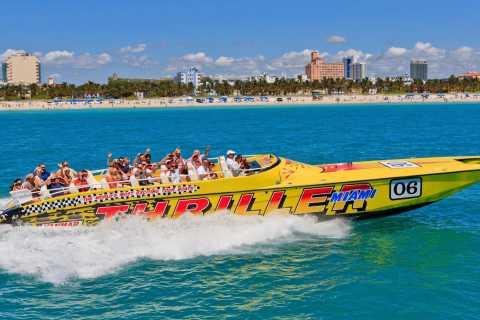 Miami: attrazioni della città e dei film con tour in barca