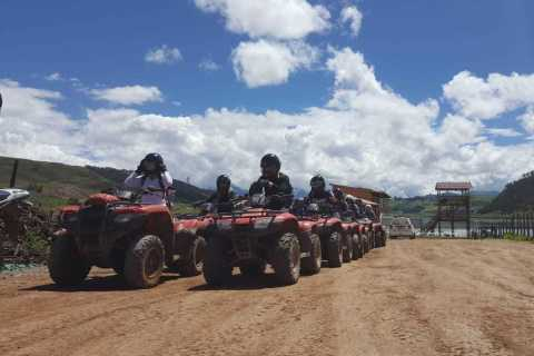 Sacred Valley: Lagoons of Piuray & Huaypo by Quad Bike