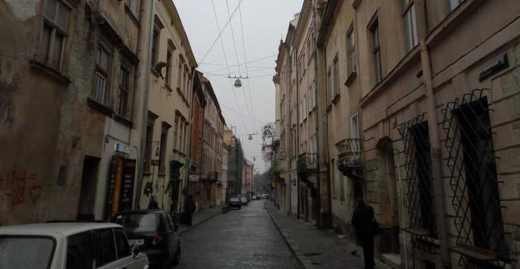 Lviv: Private 3-Hour World War II Tour