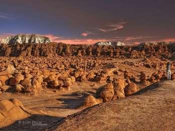 Goblin Valley State Park: 4-stündiges Canyoning-Abenteuer