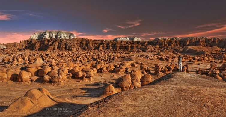 Goblin Valley State Park: 4-Hour Canyoneering Adventure
