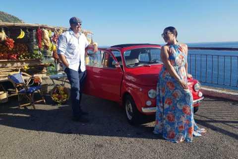 Amalfi Coast: Photo Tour with a Vintage Fiat 500