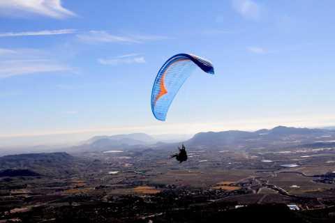 Alicante: adembenemende paragliding tandemvlucht