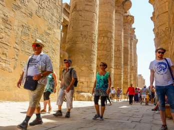 Ab Makadi Bay: Private Führung nach Luxor