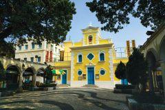 Excursão a pé de dia inteiro na Península de Macau, Taipa e Coloane