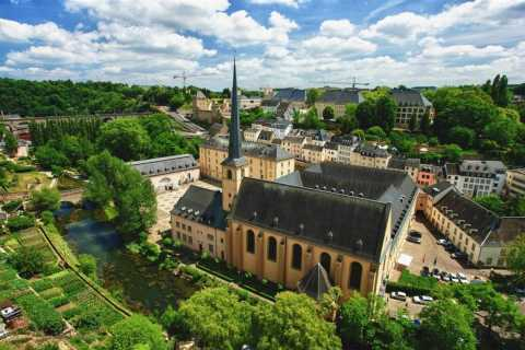 From Brussels: Luxembourg and Dinant Full-Day Private Tour