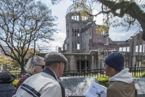 Hiroshima: Peace Walking Tour of World Heritage Sites