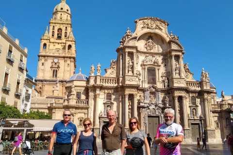 Murcia: Guided Historical City Bike Tour