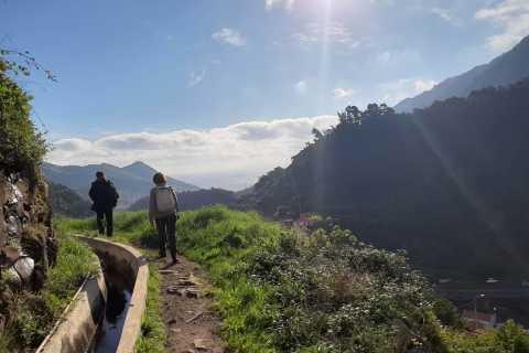 Madeira: Levada dos Maroços Hike