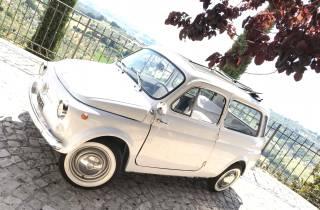 Rom: Stadtrundfahrt mit einem Oldtimer