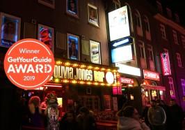 seværdigheder i Hamborg - Hamborg: Reeperbahn-tur i fodsporene på Olivia Jones