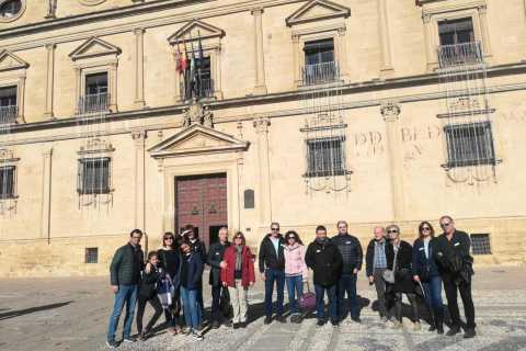 Úbeda: Historic Walking Tour