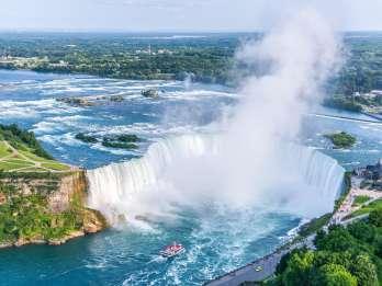 Niagara Falls, Kanada: Bustour mit 3 Attraktionskarten