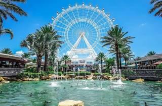 Orlando: Riesenradfahrt im ICON-Park + Optionen