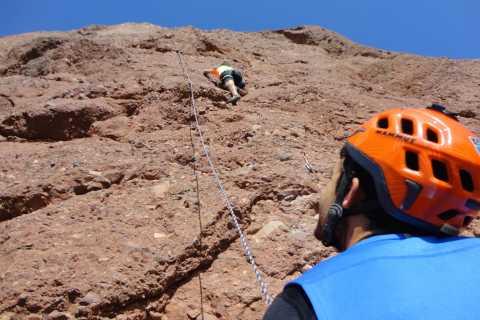 Mendoza: Full-Day Rock Climbing Adventure