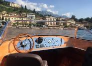 Comer See: Highlights & venezianische Bootstour
