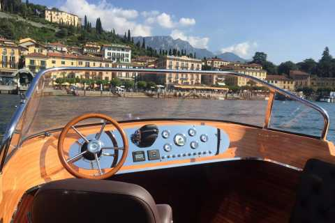 Lake Como: Best of Lake Como Tour & Venetian Boat Cruise