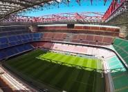 Mailand: Eigenständige Tour ins San-Siro-Stadion & -Museum