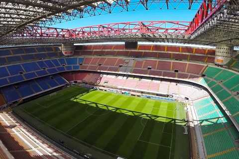 Milan: San Siro Stadium and Museum Self-Guided Tour