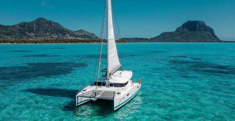 Mauritius: West Coast Catamaran Cruise from Black River