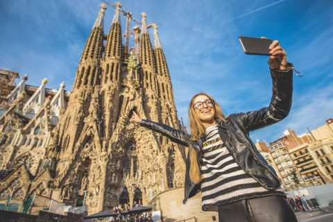 Barcelona: City Tour Privado de Gaudi com a Sagrada Família