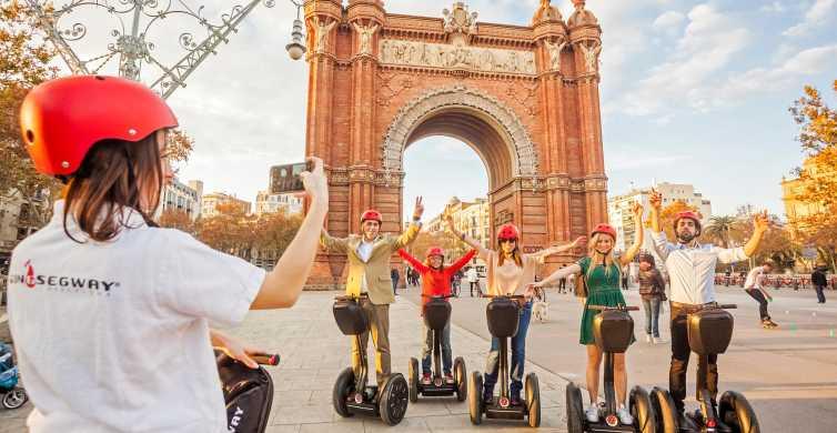 Barcelona: el clásico tour de Segway