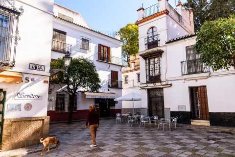 Siviglia: tour a piedi del quartiere ebraico di Santa Cruz