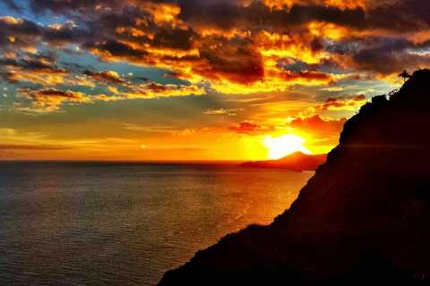 Madeira: Private Service Sunset Tour