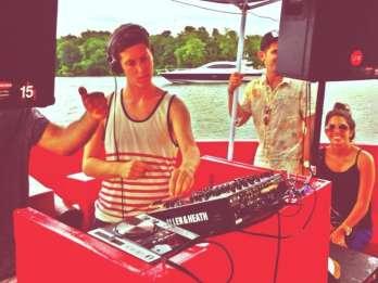 Washington DC: Piratenschiff Happy Hour Party Cruise mit DJ