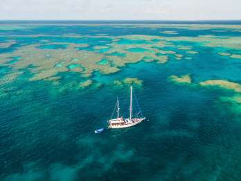 Great Barrier Reef: 3-Tage-, 2-Nächte-Segel- und Tauch-Pfingstsonntage