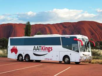 Kings Canyon, Australien nach Ayers Rock Resort Transfer