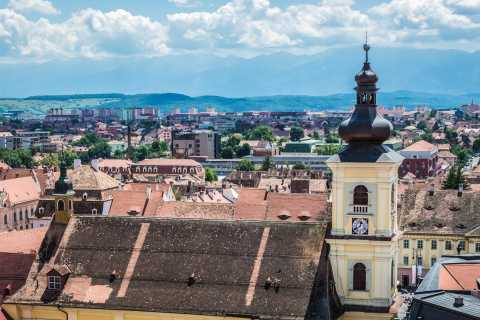 From Cluj-Napoca: 2-Day Tour to Sibiu and Sighisoara