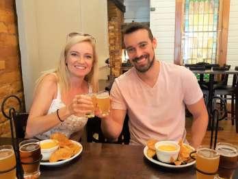 Greenville: 2-stündige Bier-, Wein- und Cocktailtour