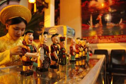 Ho Chi Minh: Evening Cultural Experience
