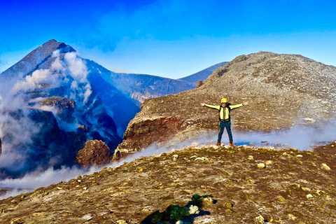 Nicolosi: Tour zum Gipfelkrater des Ätna